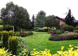 projektowaie ogrodów poznan