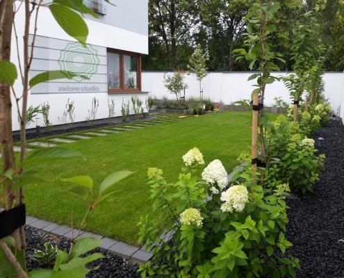 projektowanie nowoczesnych ogrodów poznan