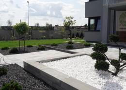 nowczesne ogrody poznan