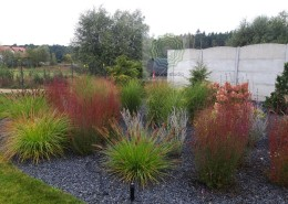 projektowanie ogrodów luboń
