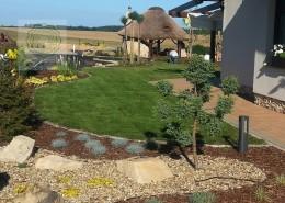 zielone studio ogrody