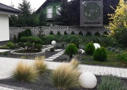 projekty oświetlenia w ogrodzie