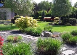 piekne ogrody poznań