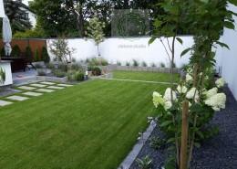 zakładanie trawnika w ogrodzie poznan