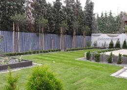 zakładanie trawnika cennik