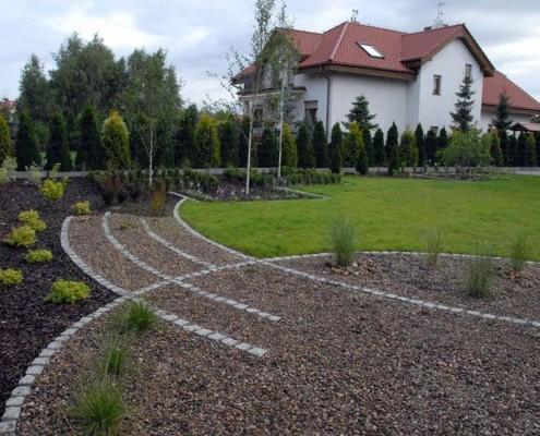 realizacje ogrodów 37