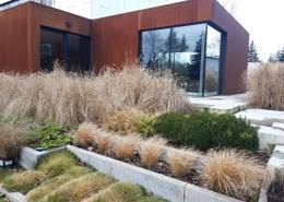 architektura w nowoczesnym ogrodzie poznań