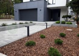 projektowanie ogrodów lubon