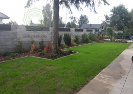 nowoczesne ogrody poznań
