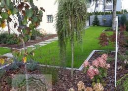 projekty nowoczesnych ogrodów poznąń
