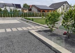 projekty nowoczesych ogrodów poznan