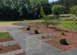 projekty ogrodów luboń
